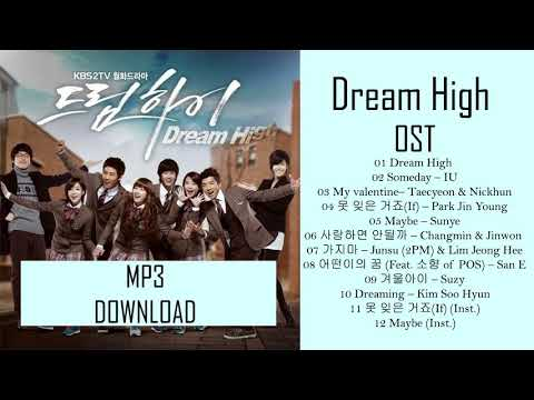 Dream High Ost (mp3 Download)