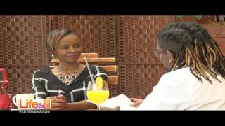 Life and Style: Catherine Mwangi with books and blogs 29th October 2016