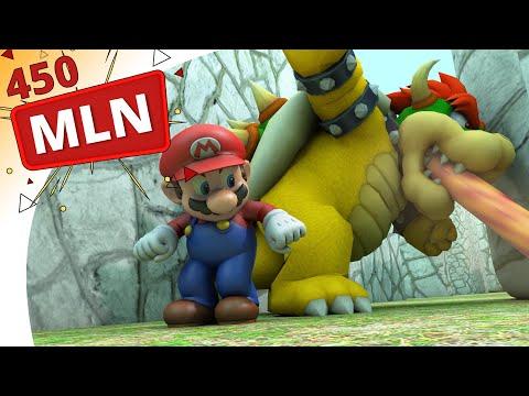 Pacman vs Super Mario - Super Mario Maker
