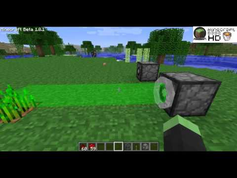 [Minecraft 1.8.1 Mod] The Laser Mod (by w3(r4ft) v1.1c [german/deutsch] featured by w3(r4ft