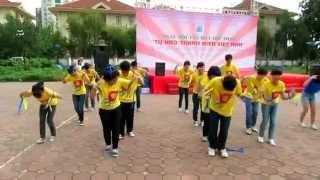 Trống cơm - Dân vũ quốc tế