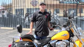 8. Pre-Owned 2011 Harley-Davidson Heritage Softail Classic