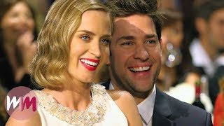 Video Top 10 Times Emily Blunt & John Krasinski Made Us Believe In Love MP3, 3GP, MP4, WEBM, AVI, FLV Januari 2019