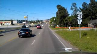 Jonesboro (AR) United States  city pictures gallery : US Highway 49 through Jonesboro, Arkansas