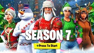 *NEW* SEASON 7 LEAKS AND RUMOURS (Fortnite: Battle Royale)