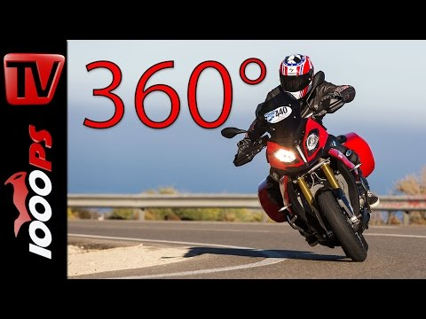 Bmw motorrad s 1000 xr фотка