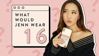 What Would Jenn Wear #16 by Clothes Encounters