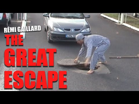 The Great Escape (R�mi GAILLARD) Video