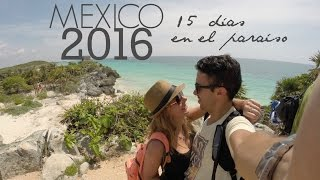 Riviera Maya Mexico  City pictures : Riviera Maya, Mexico 2016 || GoPro Hero 3+
