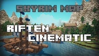 Skyrim Map: Riften Cinematic