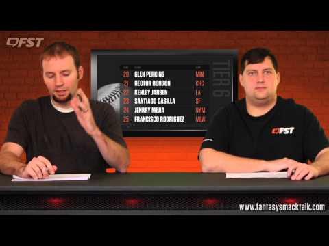 2015 Fantasy Baseball Relief Pitcher Rankings thumbnail