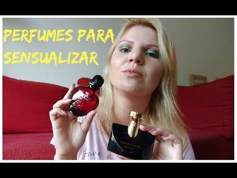 Perfumes Sensuais Black Xs e Jasmim Noir Bvulgari