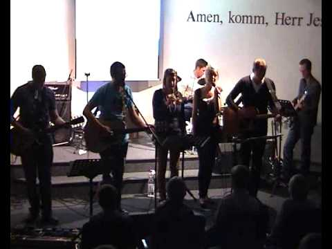 Revival aus Münster mit vielen Zeugnissen und Musik