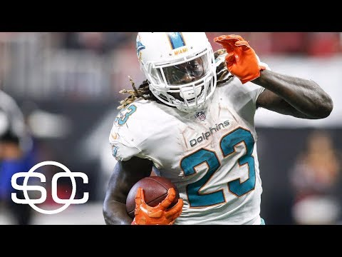 Dolphins trade Jay Ajayi to Eagles for 4th-round pick | SportsCenter | ESPN (видео)