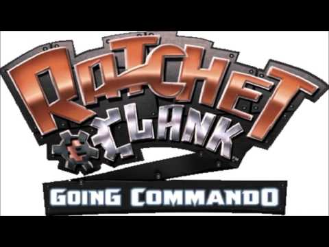 THE THIEF BOSS Ratchet & Clank Going Commando Theme Music Soundtrack OST