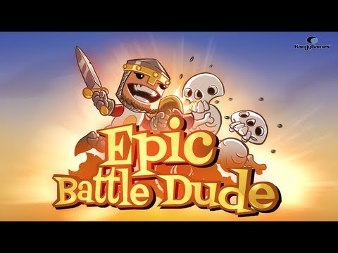 Video of Epic Battle Dude
