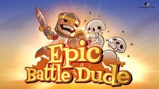 Epic Battle Dude YouTube video