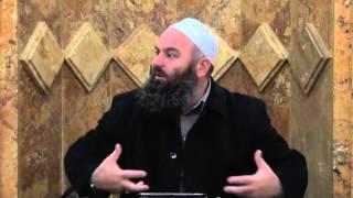 Bëhu sensor i nasihatit - Hoxhë Bekir Halimi