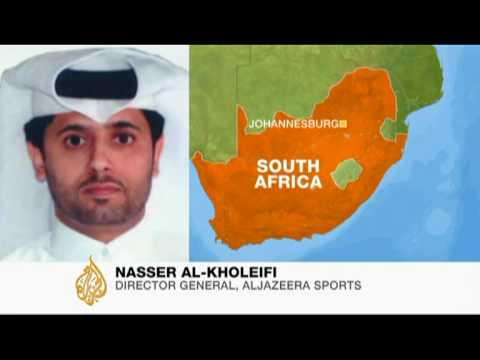 Al Jazeera's Middle East broadcast of World Cup opener disrupted by 'sabotage'