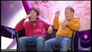 Skecz, kabaret = Kabaret Słuchajcie - Dziwne Spotkanie (Rybnicka Jesień Kabaretowa Ryjek 2012)