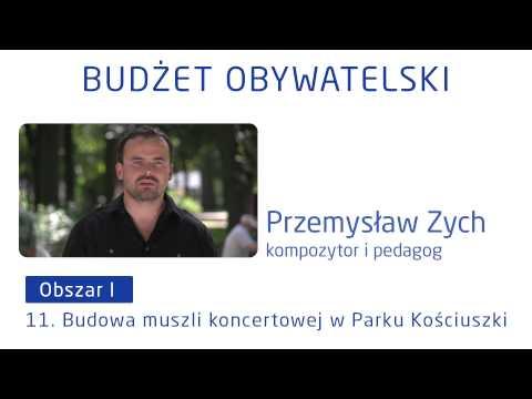 Budżet Obywatelski - Stawiamy na muszlę koncertową w Parku Kościuszki!