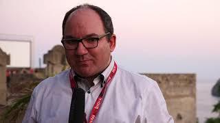 Alessandro Varisco con Così vicini così lontani all'Ischia Film Festival 2018