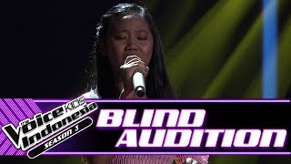 Video Grace - Titip Rindu Buat Ayah | Blind Auditions | The Voice Kids Indonesia Season 3 GTV 2018 MP3, 3GP, MP4, WEBM, AVI, FLV September 2018