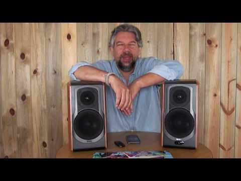 The Splendid Edifier S1000DB Multimedia Speakers - REVIEWED! (видео)