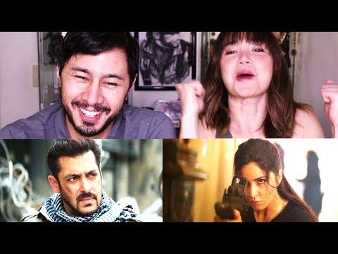 Download TIGER ZINDA HAI   Salman Khan   Katrina Kaif   Trailer Reaction HD Mp4 3GP Video and MP3