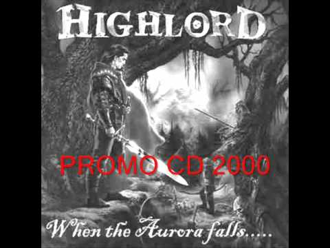 HIGHLORD - PROMO CD 2000