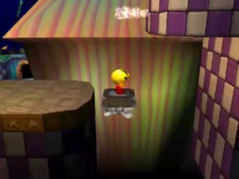 pac man world playstation 3