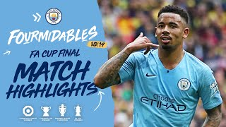 Download Video HIGHLIGHTS | Man City 6-0 Watford I FA Cup Final MP3 3GP MP4