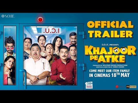 Khajoor Pe Atke  Trailer | Manoj Pahwa, Vinay Path