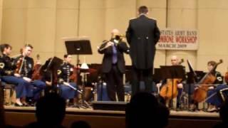 Download Lagu Charlie Vernon concerto for bass trombone Andante con moto Mp3