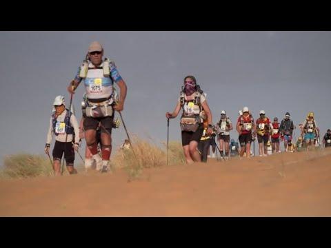 Marokko: Ultra-Marathon durch die Wüste