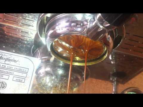 Espresso Review #1:  Trader Joes $5 Tin