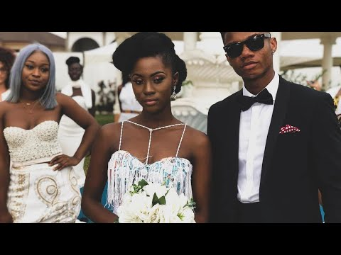 Finally Kidi got married to his girlfriend featuring Okyeame Kwame,Efia Odo,Counselor Luttterodt.
