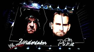 Undertaker vs CM Punk Wrestlemania 29 HD