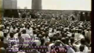 Fela's Burial