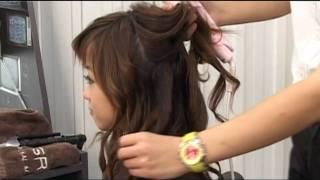 Hair.she.com -打造面試形象 - 前線銷售人員 - 髮型示範 01