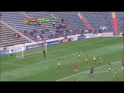Costa Rica vs Jamaica Highlights