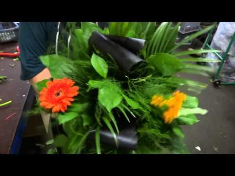 Zelf uw bloemen insteken?
