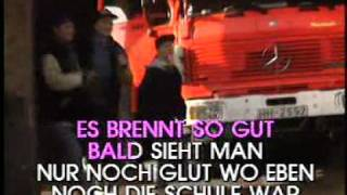 Extrabreit   Hurra, Hurra Die Schule Brennt Original Pioneer Video Karaoke Geber 2002