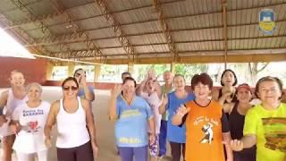 Prefeitura oferece vôlei adaptado para idosos