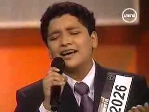 Michael Jackson SORPRENDE CON SU VOZ - PERU TIENE TALENTO -15/09/2012