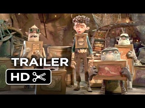 Movie Trailer:  The Boxtrolls