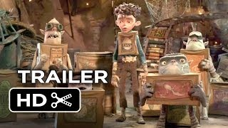 The Boxtrolls Official Trailer #1 (2014) - Simon Pegg Movie HD - YouTube