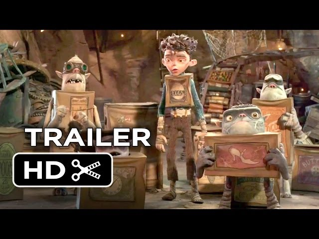 Movieguide® Review: THE BOXTROLLS - Movies