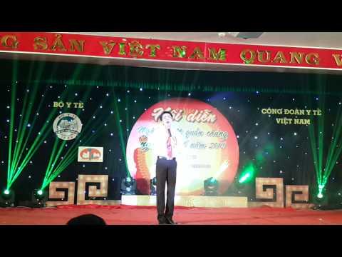 Múa - điệu ví dặm là em - Bệnh viện tỉnh Hà Tĩnh