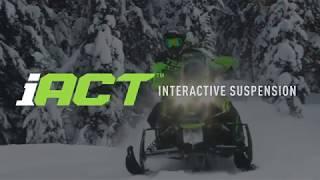 9. Arctic Cat 2020 iACT Tech